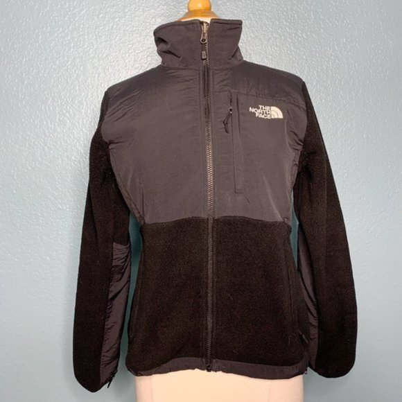 The North Face Jackets & Blazers - The North Face | Fleece and Nylon Zip Up Jacket